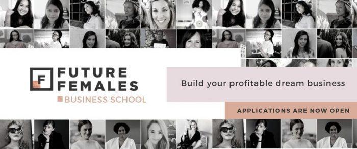 As inscrições para a iniciativa Future Females Business School estão abertas no Brasil.